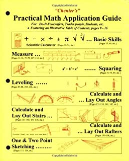 Best math for construction trades Reviews