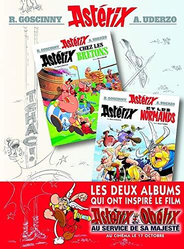 Astérix Bretons/Normands - Album double