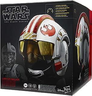 Star Wars Luke Skywalker Rebel Pilot Helmet Prop Replica