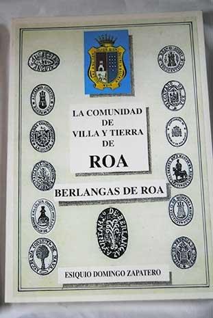 La comunidad de Villa y tierra de roa-berlangas