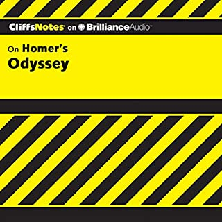 Odyssey: CliffsNotes                   Written by:                                                                                                                                 Stanley P. Baldwin M.A.                               Narrated by:                                                                                                                                 Dan John Miller                      Length: 3 hrs and 9 mins     Not rated yet     Overall 0.0