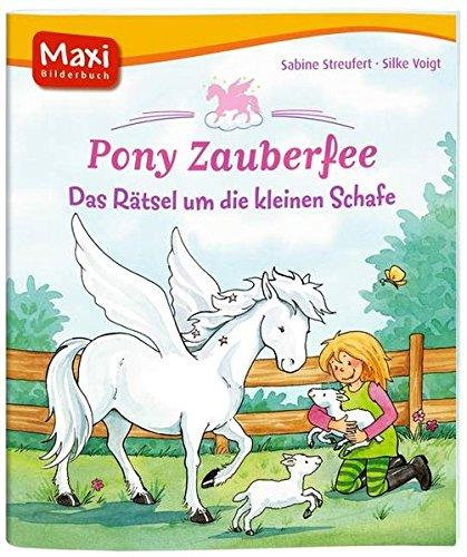 Pony Zauberfee - Das Rätsel um die kleinen Schafe