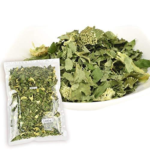国華園 乾燥野菜 100g 明日葉