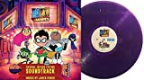 Teen Titans Go! To The Movies (Original Motion Picture Soundtrack) - Exclusive Limited Edition Purple Clear Colored Vinyl LP [Condition-VG+NM]