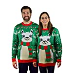 Llama Christmas Sweater FA La La Llama Ugly Sweater for Men Women 9 No drama for this christmas llama! a red and green tacky holiday themed long sleeve pullover sweater, featuring an adorable giant llama sporting a 3d fuzzy striped scarf that just screams festive fun Fa la la la llama - funny ugly xmas sweater for men and women - the unisex llama christmas sweater is perfect for llama lovers If you need to win an ugly christmas sweater contest, this cute, soft llama ugly christmas sweater is sure to take home the gold. Guaranteed to be the ugliest holiday theme sweater at the xmas sweater party, or your office ugly sweater party