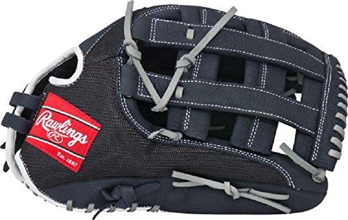 Rawlings Renegade Series Baseball Glove, Regular, Slow Pitch Pattern, Modified Pro H Web, 15 Inch