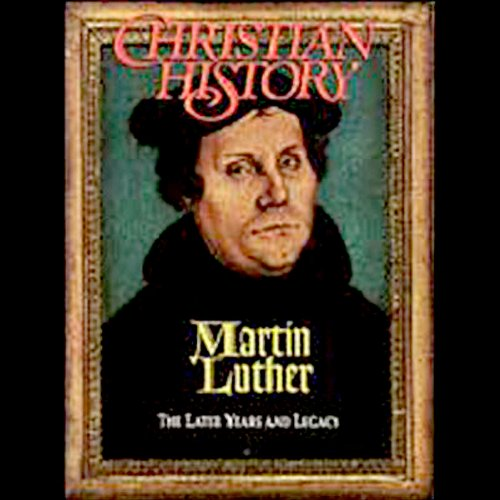 Christian History Issue #34 audiobook cover art