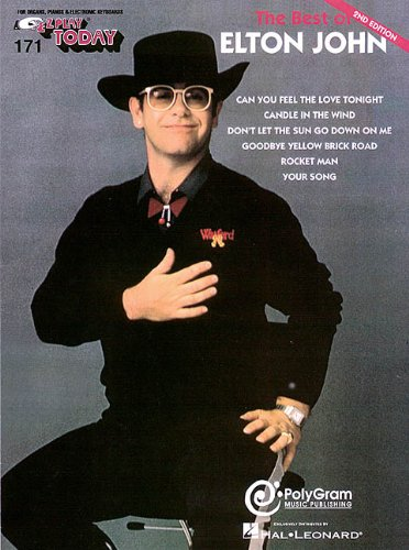 The Best of Elton John: E-Z Play Today Volume 171