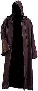 Sunward Coat for Men,Mens Long Version Irregular Patchwork Loose Bat Sleeves Hooded Cloak Cape Coat