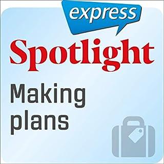 Spotlight express - Reisen: Wortschatz-Training Englisch Pläne schmieden Titelbild