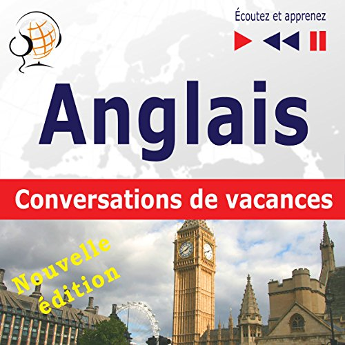 Couverture de Anglais conversations de vacances - nouvelle édition - On Holiday