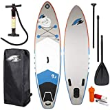 F2 SUP Pirate Kids 8,2' 2020 Kinder Stand UP Paddle ~ TESTBOARD