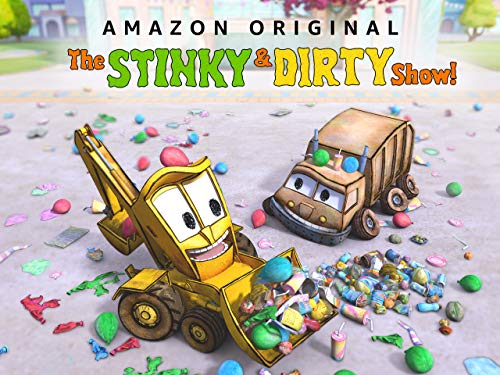 The Stinky & Dirty Show - Season 2 Part 1