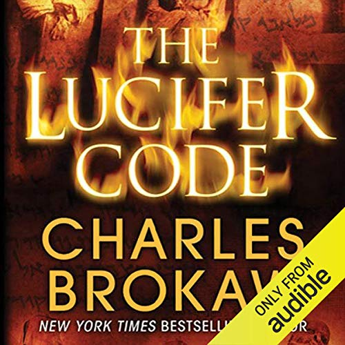 The Lucifer Code  By  cover art