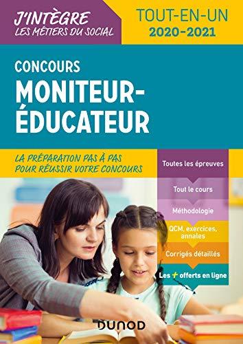 Concours Moniteur éducateur - 2020-2021 - Tout-en-un: Tout-en-un (2020-2021)