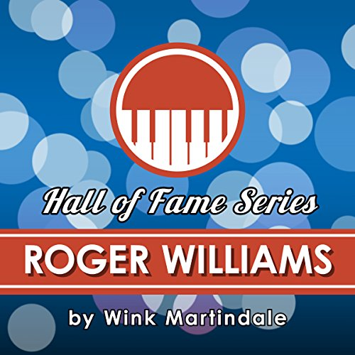 Roger Williams audiobook cover art