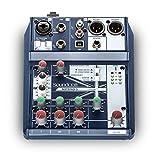 SOUNDCRAFT NOTEPAD-5 Mezclador