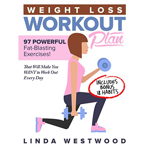 Weight Loss Workout Plan Audiobook By Linda Westwood cover art