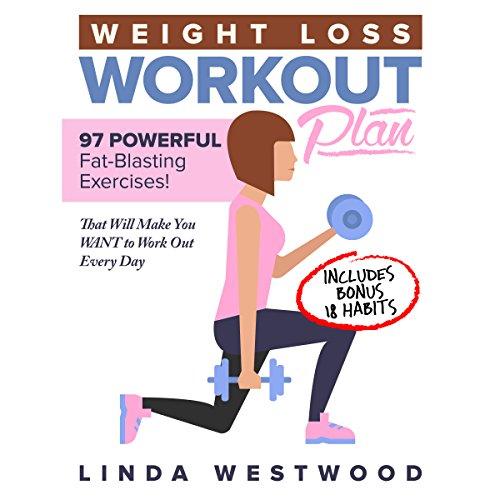Weight Loss Workout Plan audiobook cover art