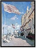 AS65ST12 Pósters e impresiones decoración del hogar Imprimir Pantalla cuadros de la pared del cartel...