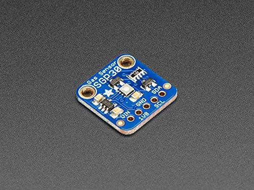 Adafruit SGP30 Luftqualitätssensor Breakout – VOC und eCO2 (3709)