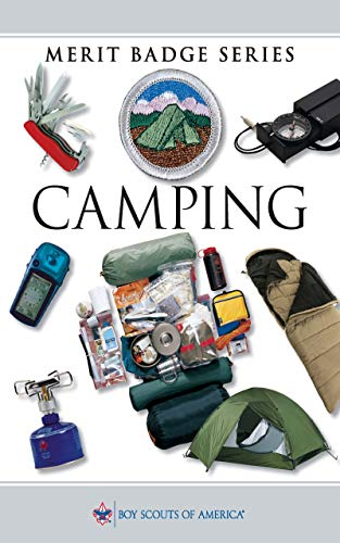 Pamflet Badge Merit Camping