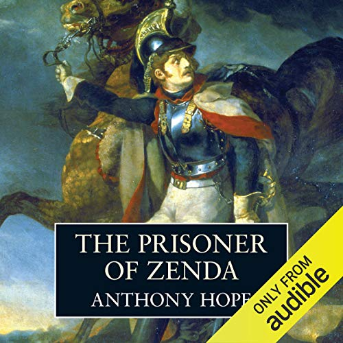 The Prisoner of Zenda copertina