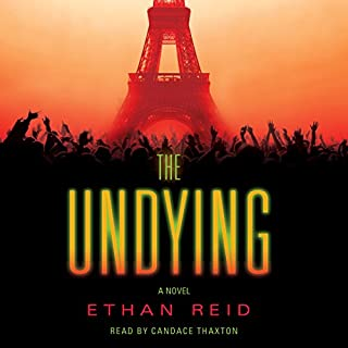 The Undying audiobook cover art