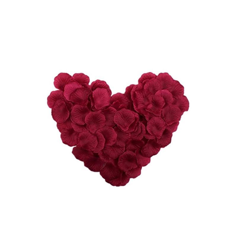 silk flower arrangements vivianbuy 1000 pcs artificial silk flower lilac rose petals for wedding party bridal decoration