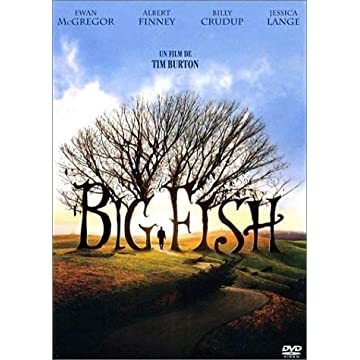 Big Fish [4K Ultra HD + Blu-Ray]