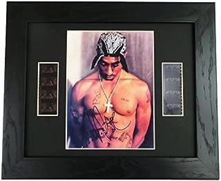 tupac signed memorabilia