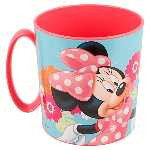 TAZA MICRO 350 ML | MINNIE MOUSE - DISNEY - BLOOM