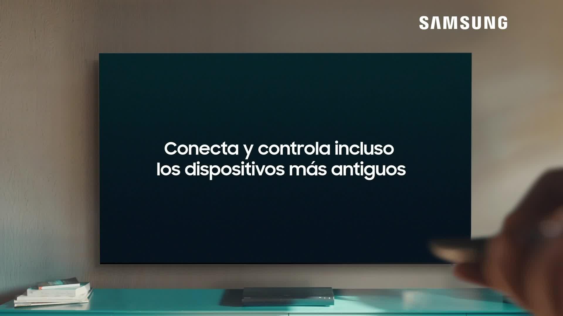 Samsung QLED 2020 55Q80T - Smart TV de 55