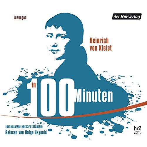 Kleist in 100 Minuten  Titelbild
