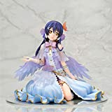 STKCST Anime Love Live!Sonoda UMI Hermosa Chica arrodillada Postura Figura versión Escultura decoración Estatua muñeca Modelo Juguete Figura 16 m de Alto