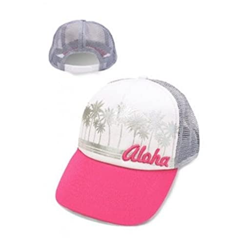781ff4c709e Aloha Trucker Hat  Amazon.com