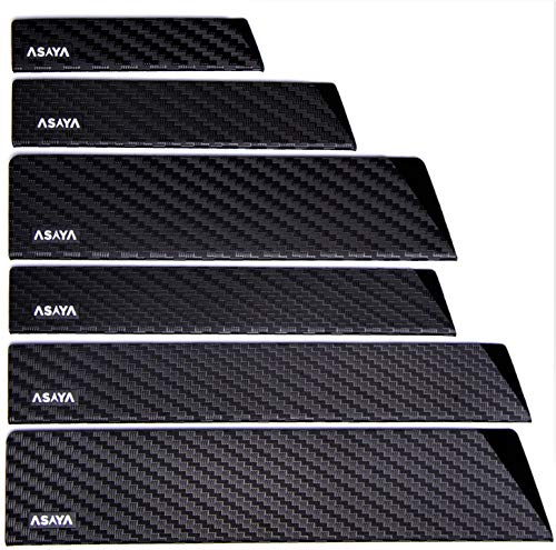 Professional Knife Edge Guards - 6 Piece Universal Blade Covers -...