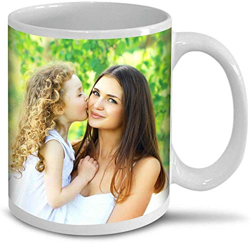 Personalised Mug Text Photo Birthday DAD Fathers Day Coffee Tea Cup Any Name OR Message