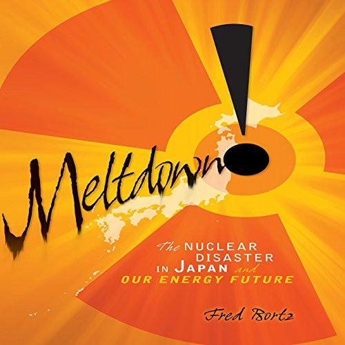 Meltdown! audiobook cover art