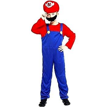 Disfraz de super mario bros - videojuegos - disfraces para niños ...