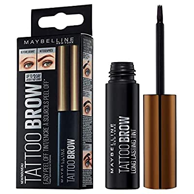 Maybelline Brow Tattoo Longlasting Tint, 4.9 ml, Dark Blonde