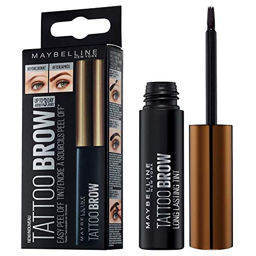 Maybelline Tattoo Brow Peel Off Gel Tint Warm Brown