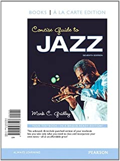Concise Guide to Jazz with Student Access Code