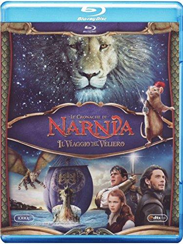 Le cronache di Narnia - Il viaggio del veliero [Blu-ray] [IT Import]