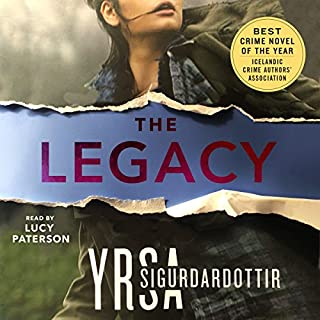 The Legacy: A Thriller audiobook cover art