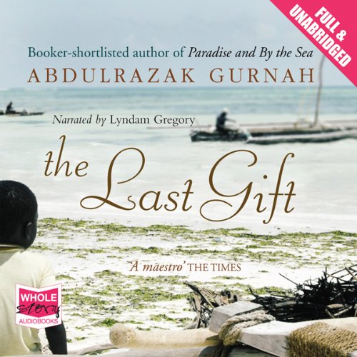 The Last Gift cover art