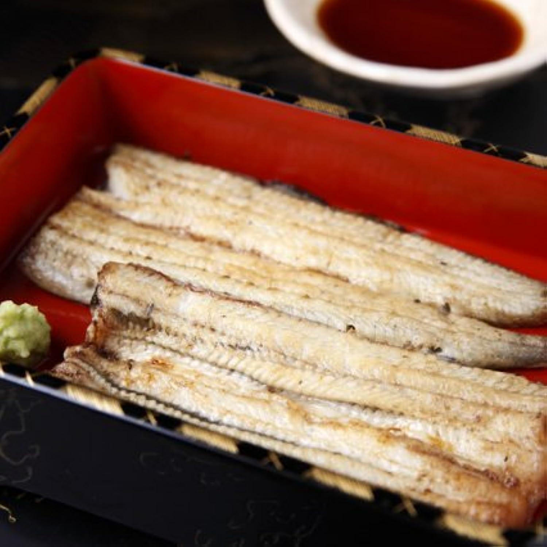国産(浜名湖?一色)特選うなぎ 長白焼き 約280g(140g×2本) 山椒、蒲焼きのたれ付