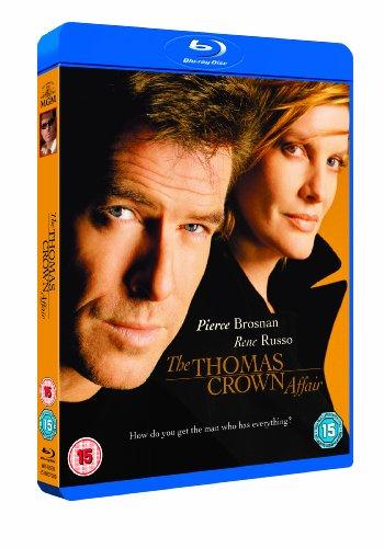 The Thomas Crown Affair (1999) [Blu-ray] [1999]