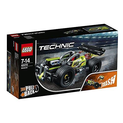 LEGO 42072 Technic ZACK! (Vom Hersteller nicht mehr verkauft)