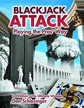 Blackjack Attack: Playing the Pros' Way [BLACKJACK ATTACK 3/E]